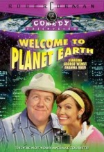 Alien Avengers (1996) afişi