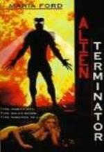 Alien Terminator (1995) afişi