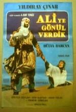 Ali'ye Gönül Verdim (1972) afişi
