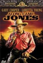 Along Came Jones (1945) afişi