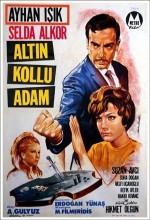 Altın Kollu Adam (1966) afişi