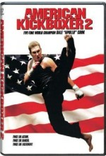 American Kickboxer 2 (1993) afişi