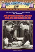 American Madness (1932) afişi