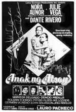 Anak Ng Atsay (1979) afişi
