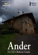 Ander (2009) afişi