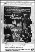 Ang Alamat Ni Julian Makabayan (1979) afişi