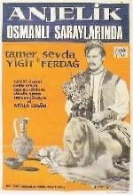 Anjelik Osmanlı Saraylarında (1967) afişi