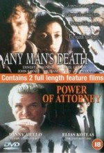 Any Man's Death (1988) afişi