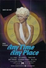 Anytime Anyplace (1981) afişi