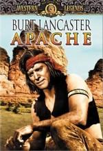 Apache (1954) afişi