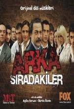 Arka Sıradakiler (2010) afişi