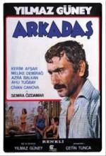 Arkadaş (1974) afişi