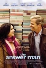 The Answer Man (2009) afişi