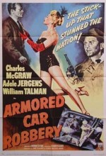 Armored Car Robbery (1950) afişi
