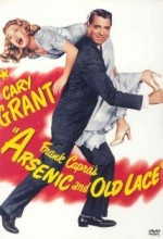 Arsenic And Old Lace (1944) afişi