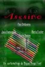 Asesino (2007) afişi