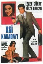 Asi Kabadayı (1969) afişi