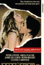 Aşık Bir Adam (1987) afişi