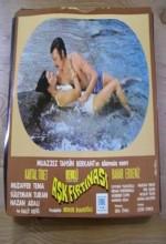 Aşk Fırtınası (1972) afişi