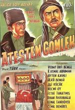 Ateşten Gömlek (1950) afişi
