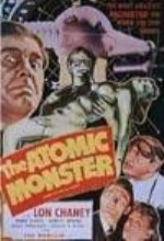 Atomic Monster (1941) afişi