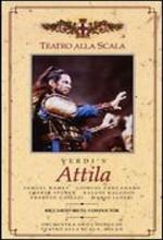 Attila (1991) afişi