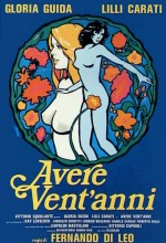 Avere Vent'anni (1978) afişi