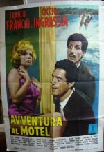 Avventura Al Motel (1963) afişi