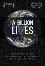 A Billion Lives  (2016) afişi