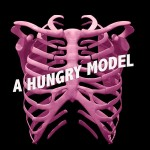 A Hungry Model (2014) afişi