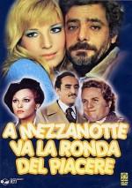 A mezzanotte va la ronda del piacere (1975) afişi