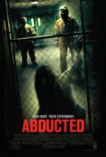Abducted (2013) afişi