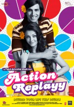 Action Replayy (2010) afişi