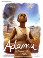 Adama (2015) afişi