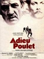 Adieu, poulet (1975) afişi