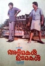 Adimakal Udamakal (1987) afişi