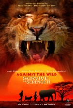 Against the Wild 2: Survive the Serengeti (2016) afişi