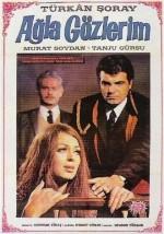 Ağla Gözlerim (1968) afişi