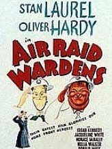 Air Raid Wardens (1943) afişi