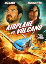 Airplane vs Volcano (2014) afişi