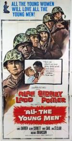 All the Young Men (1960) afişi