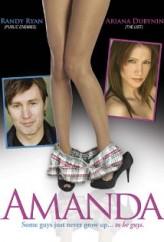 Amanda (2009) afişi