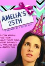 Amelia's 25th (2013) afişi