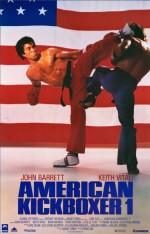 American Kickboxer 1 (1991) afişi