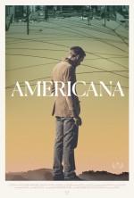 Americana (2016) afişi