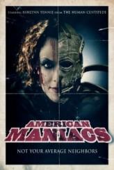 Amerikan Manyaklar (2010) afişi