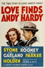Andy Hardy Aşık (1938) afişi