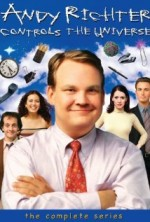 Andy Richter Controls the Universe Sezon 2 (2003) afişi