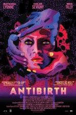 Antibirth (2016) afişi