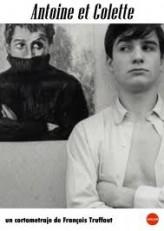 Antoine Et Colette (1962) afişi